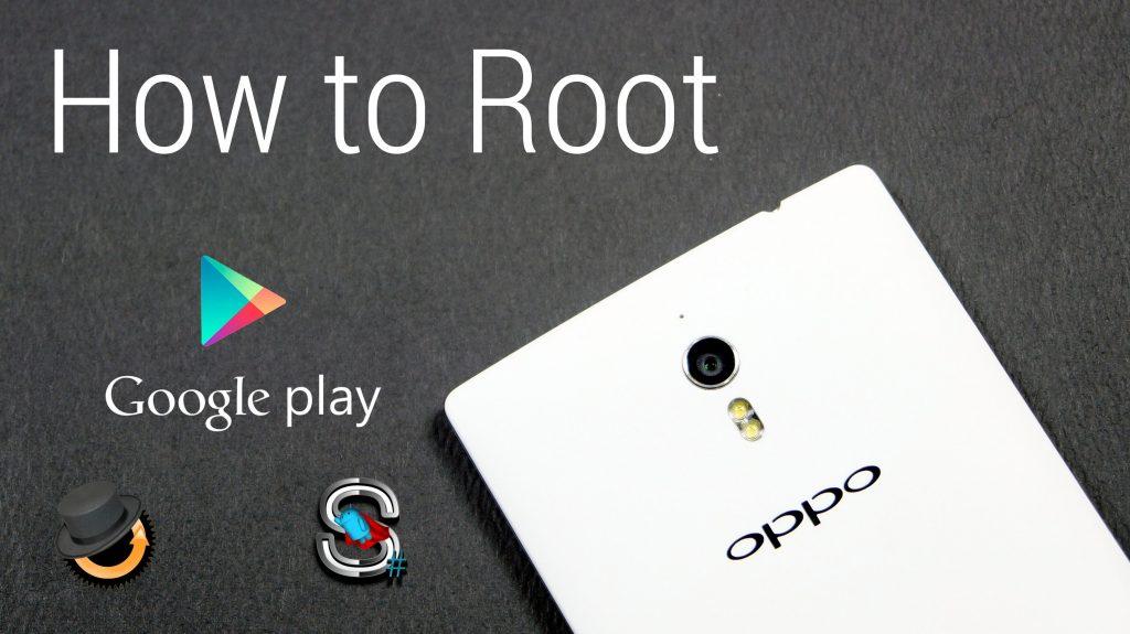 Root Oppo