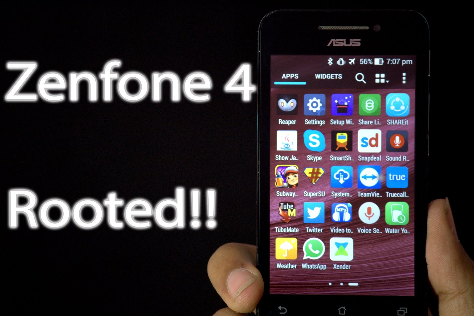 How to Root Asus Zenfone with PC - Tutorial & Guide