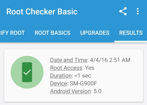 root checker verify