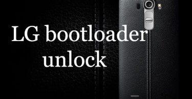 unlock LG bootloader