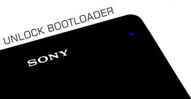 Unlock sony bootloader
