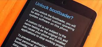 Unlock Bootloader of Alcatel