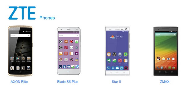 Root ZTE Smartphones
