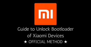 How to Unlock Xiaomi Smartphone Bootloader