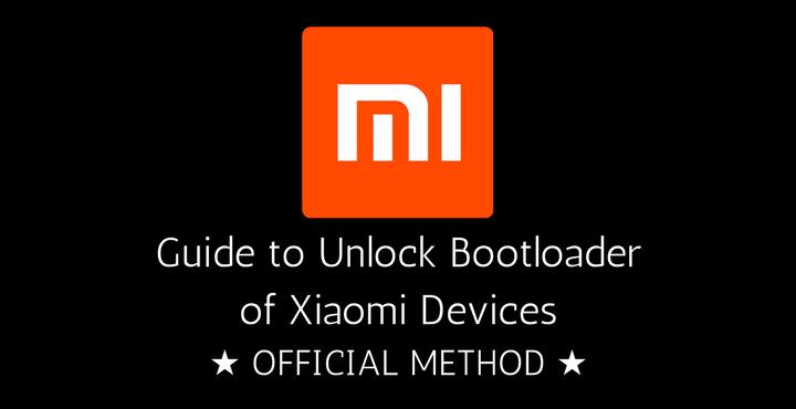Unlock Xiaomi Smartphone Bootloader